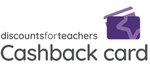 Discounts For Teachers Cashback Card