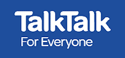 Talk Talk - Fast Broadband. £19.95 a month for 12 months