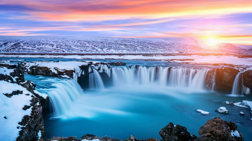 Incredible North Iceland. From £699pp plus 10% Teachers discount