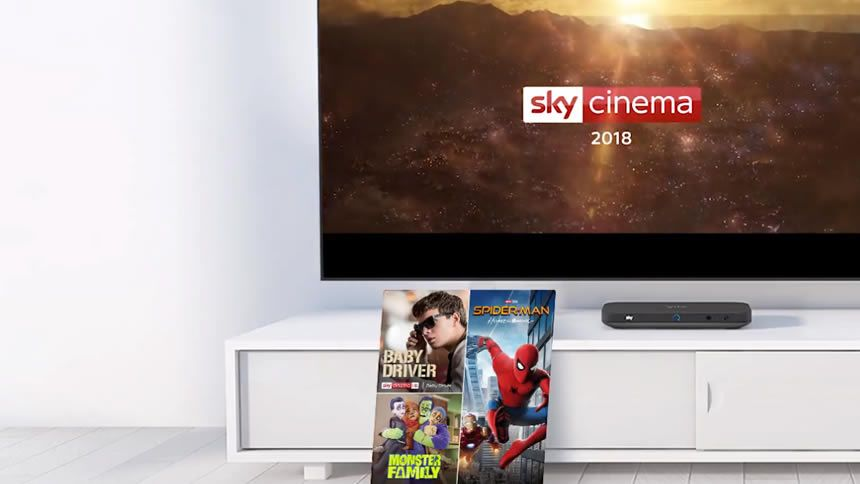 Sky Cinema. Save £144