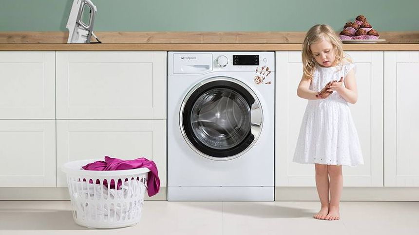 Hotpoint Washing Machines. Up to 30% off + extra 20% Teachers discount
