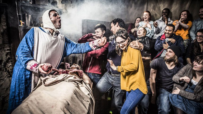 The London Dungeon - Huge savings for Teachers