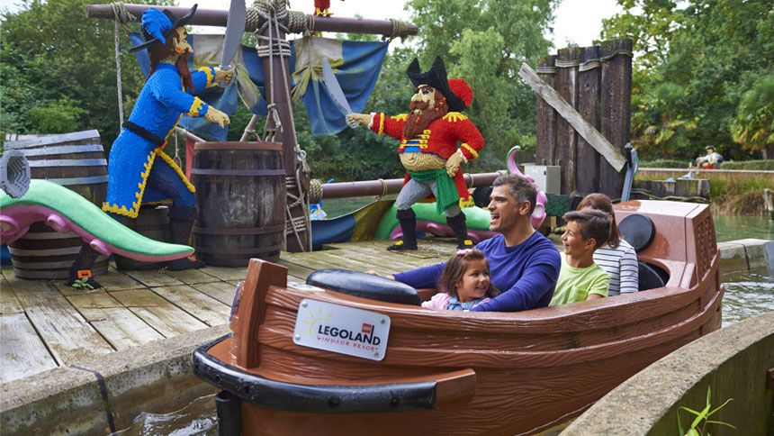 LEGOLAND Windsor Resort - Huge savings for Teachers