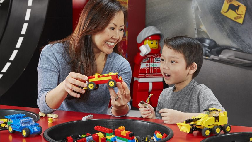 LEGOLAND Discovery Centre Manchester. Huge savings for Teachers