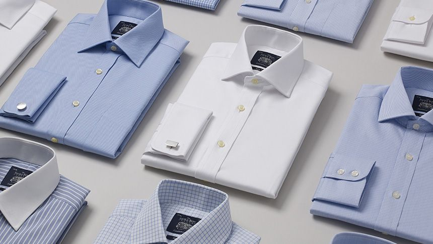Men's Shirts, Suits and Accessories. 15% off everything for Teachers