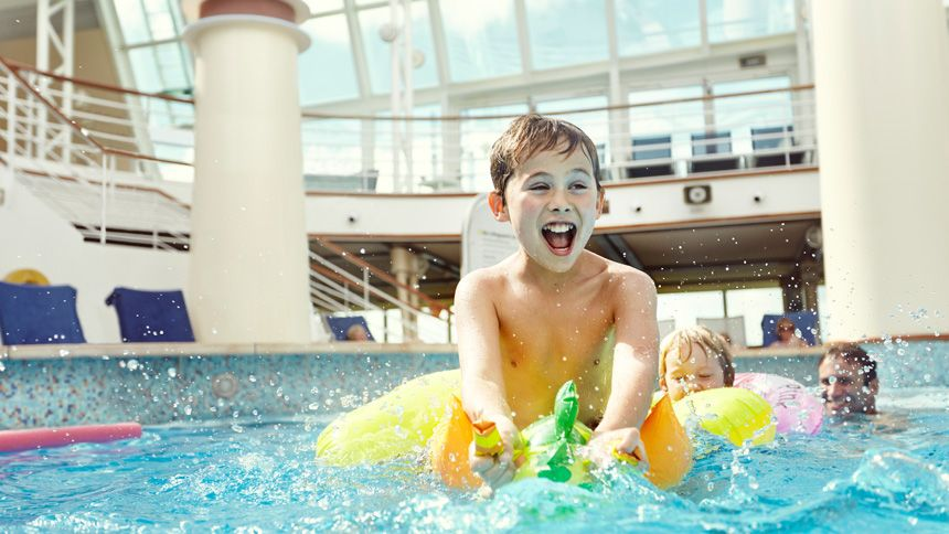 2020 Family Cruises. Up to £200 extra on-board spending money for Teachers