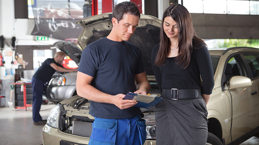 MOT Test & Servicing - Teachers get free MOT with every full service booking