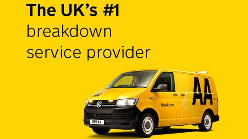 AA Breakdown Cover - Teachers exclusive from £4 per month