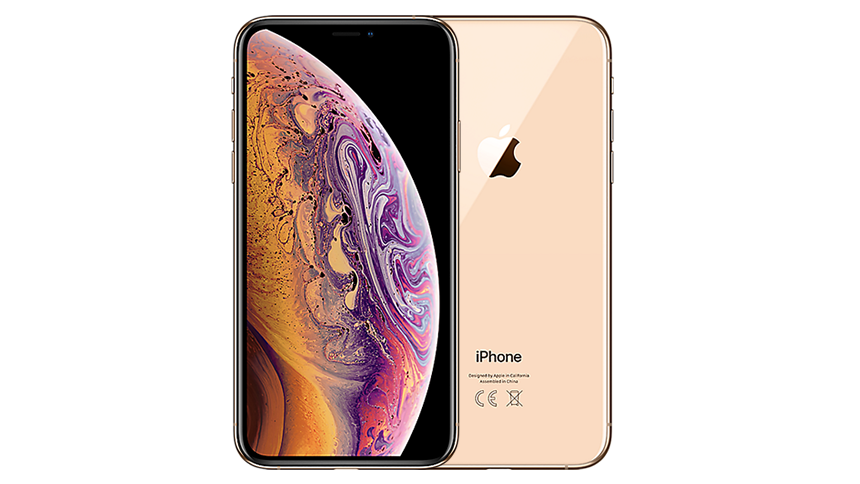 iPhone XS. £99 upfront cost + £61 a month