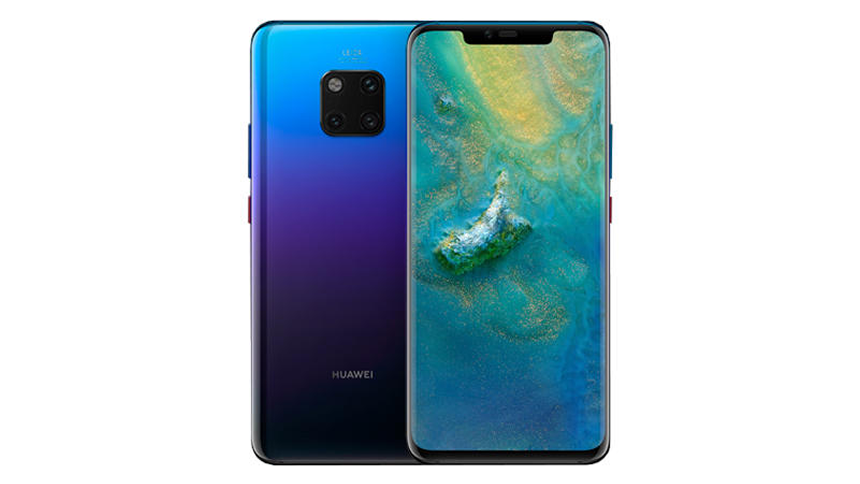 FREE Huawei Mate 20 Pro. £38 a month