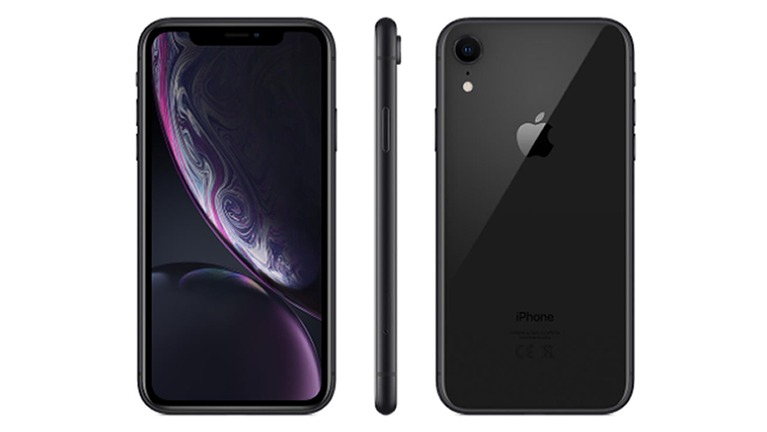 iPhone XR. £49 upfront cost + £50 a month