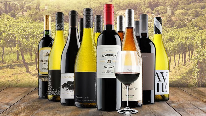 Virgin Wines. Save Over 50% on 12 Wines plus FREE Delivery