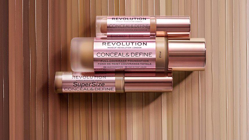 Revolution Beauty. 15% Teachers discount when you spend £50