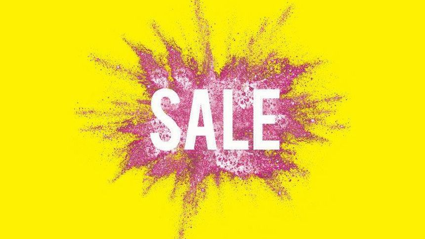 January Sale. Up to 50% off
