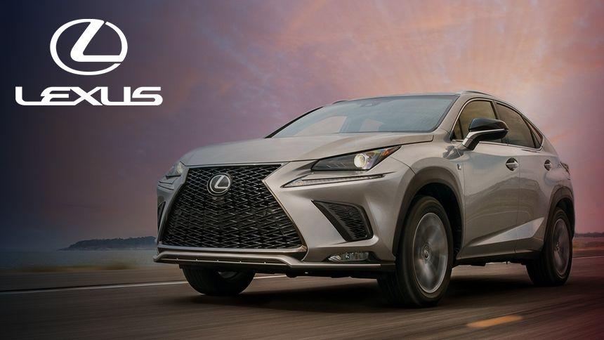 Lexus. Teachers exclusive save up to 25%