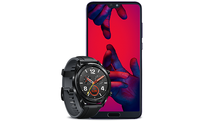 Cheapest FREE Huawei  P20 Pro + Watch GT. £32 a month
