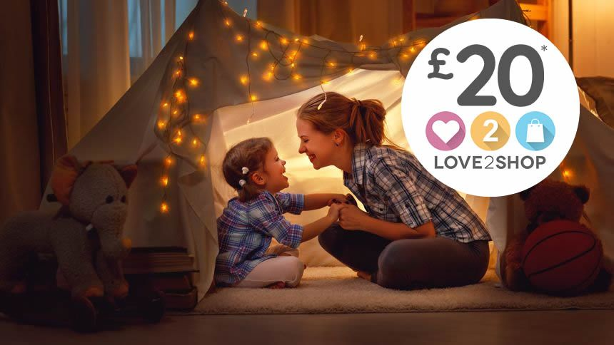 Exclusive Energy Deal. FREE £20 Love2Shop voucher² for Teachers when you switch