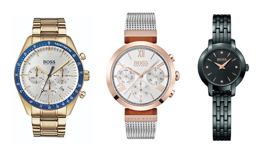 Hugo Boss Watches. Teachers save 20%
