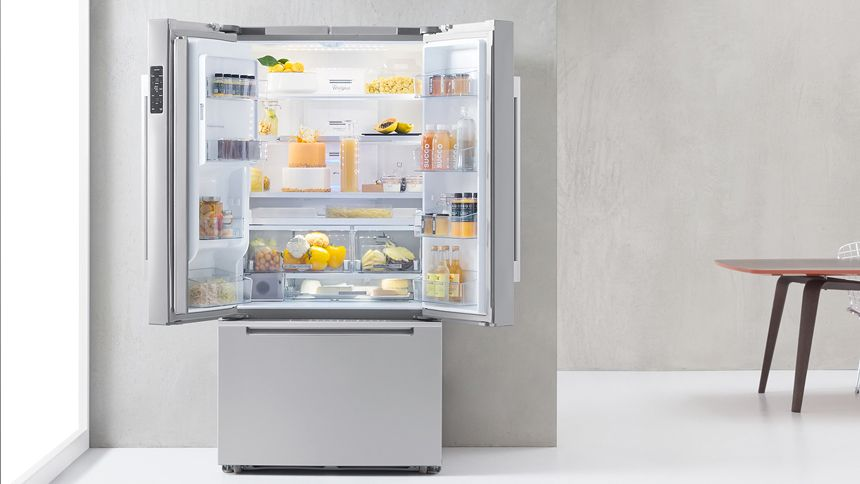 Whirlpool Fridge Freezers. Up to 30% off + extra 20% Teachers discount