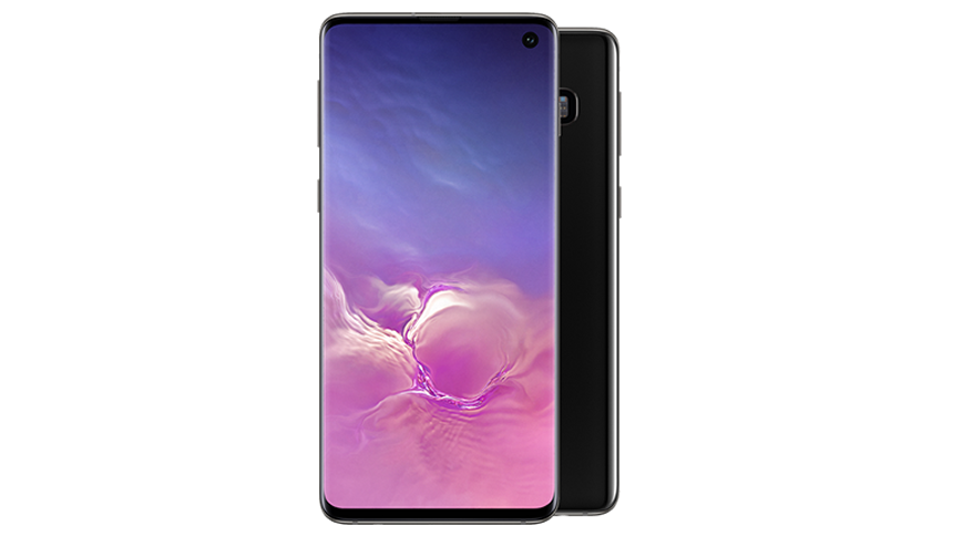 Exclusive FREE Samsung Galaxy S10. £44.40 a month