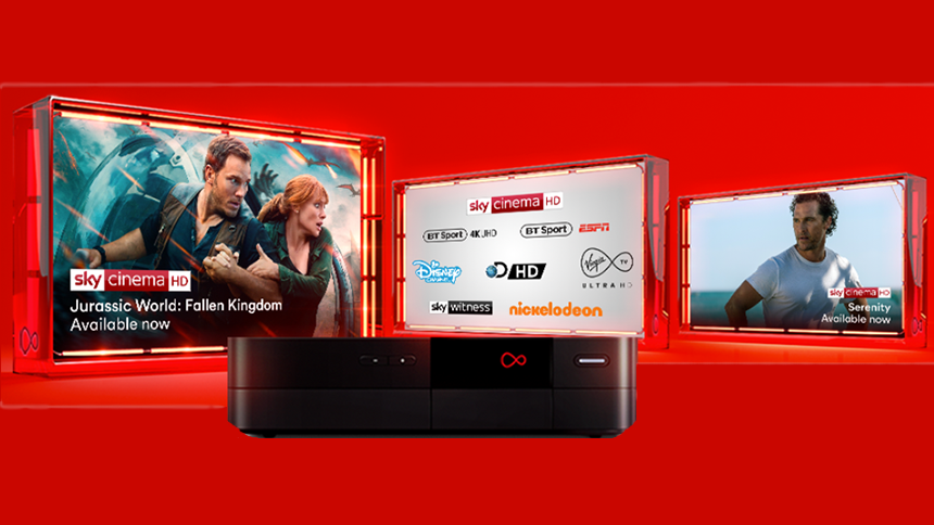 Full House Movies Bundle. FREE PS4 + FIFA 19 or £150 bill credit