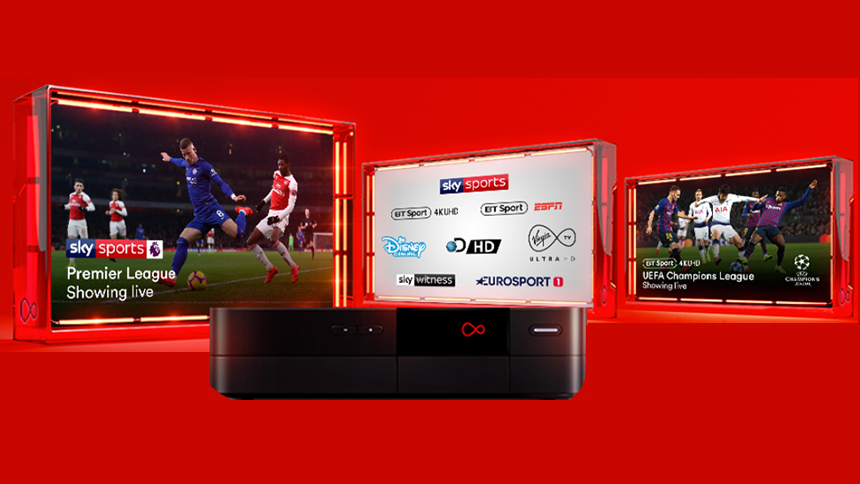 Full House Sports Bundle. FREE PS4 + FIFA 19 or £150 bill credit