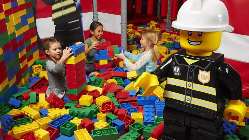 LEGOLAND Discovery Centre Birmingham. Huge savings for Teachers