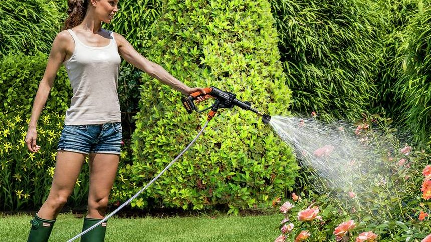 Garden Power. Save up to 25%