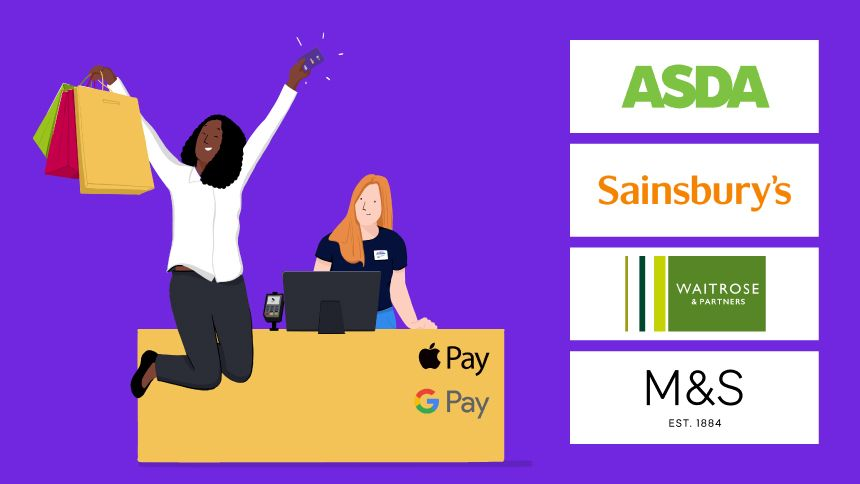 Get Your Ode Card Today - Start earning cashback at ASDA, Boots, M&S, Primark & more