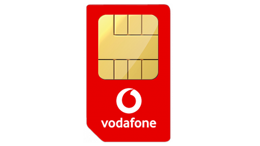 Vodafone 100GB Sim. £13 a month