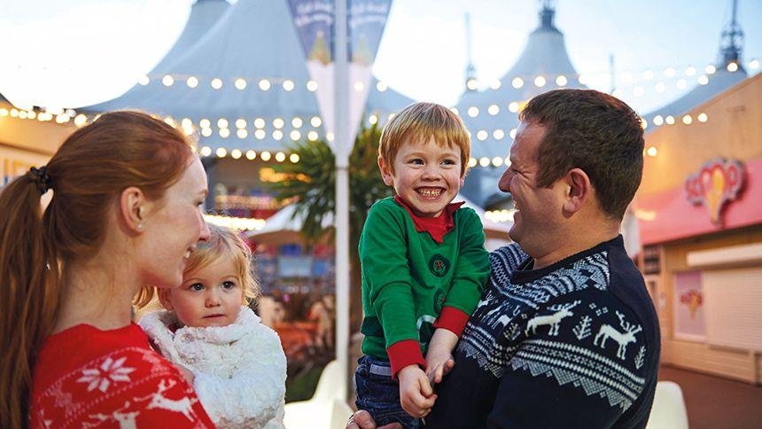 Christmas Fantasy Breaks. From £37pp