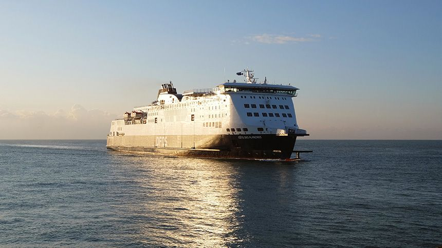 Calais & Dunkirk Ferry Crossing. Teachers save 25%