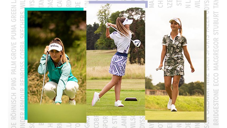 Golf Clubs | Clothing & Shoes | Bags & Accessories. 10% off site wide