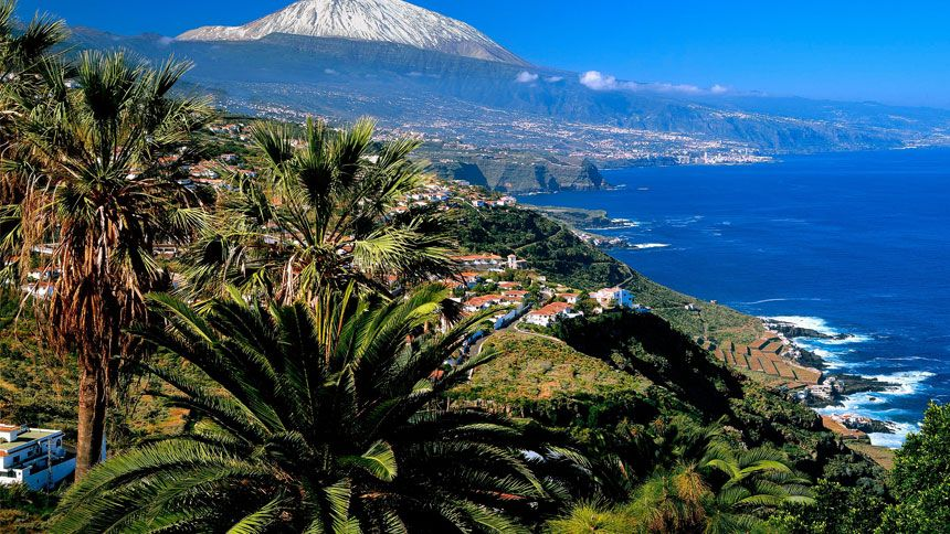 2020 Canary Islands Cruise. From £799pp