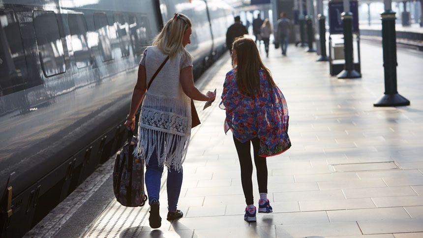 Virgin Trains. 20% off advance off-peak fares for Teachers