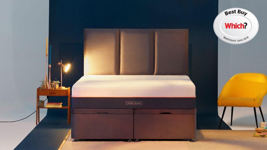 Brook & Wilde Lux Mattresses. Save 35% on a luxury mattress