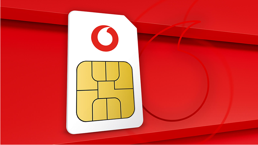 Vodafone SIMO Unlimited. £25 Cashback + £20.92 a month