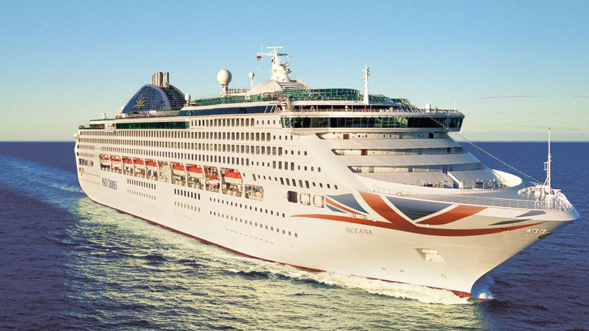 Winter 2019/20 Oceana Cruises. From £499pp for 7 nights
