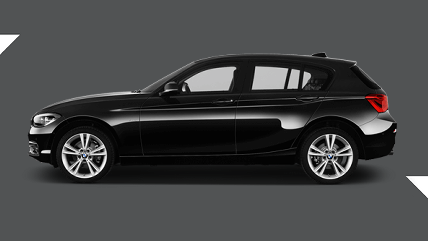 BMW 1 Series. £199 per month inc VAT + 1,000 free excess miles¹