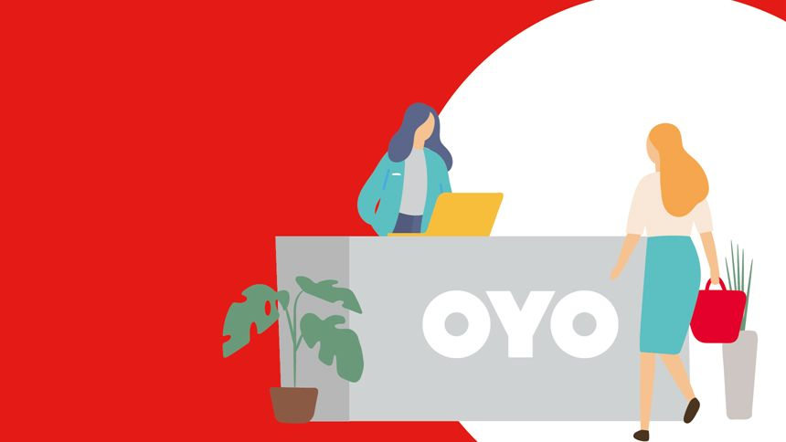OYO Hotels & Rooms. £30 off your first booking for Teachers