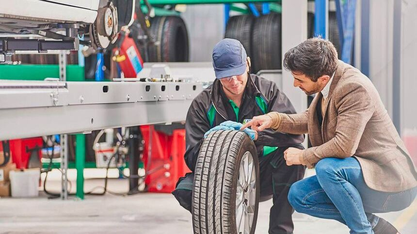 Tyres, MOTs & Servicing. £5 off MOT appointments