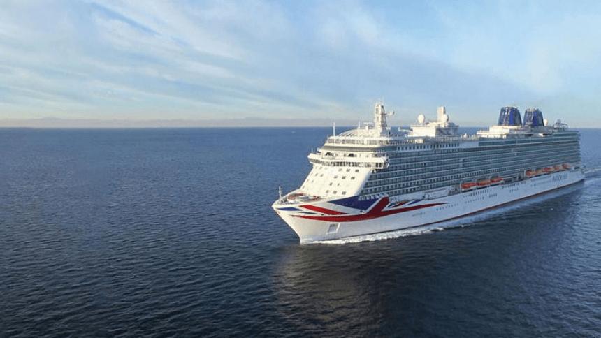 P&O Cruises. £25 Teachers discount