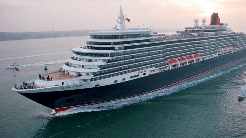 Cunard Cruises. £25 Teachers discount