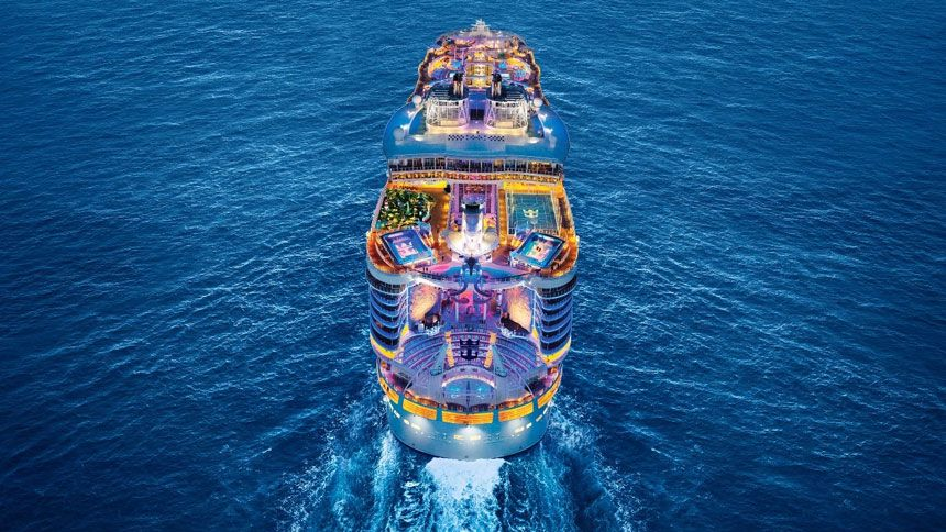 Royal Caribbean Cruise - £50 off for Teachers