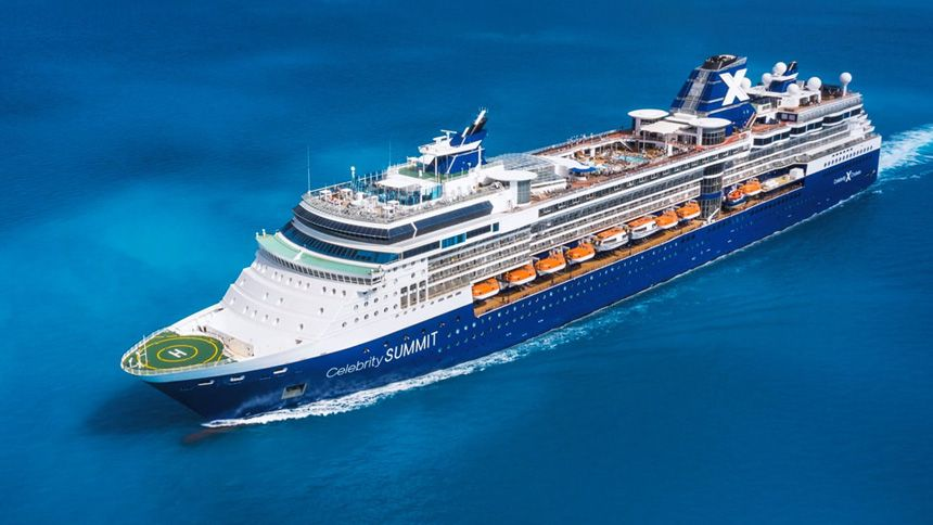 Celebrity Cruises. £50 off for Teachers