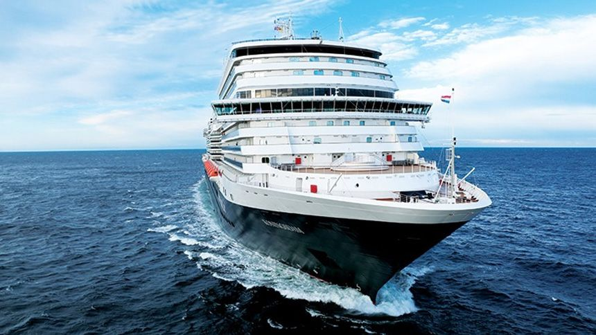 Holland America Line. £50 off for Teachers