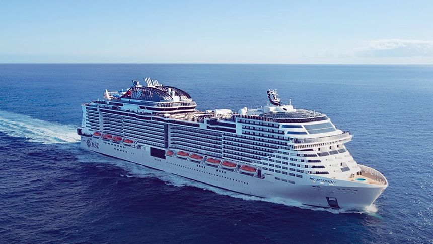 MSC Cruises - £50 off for Teachers
