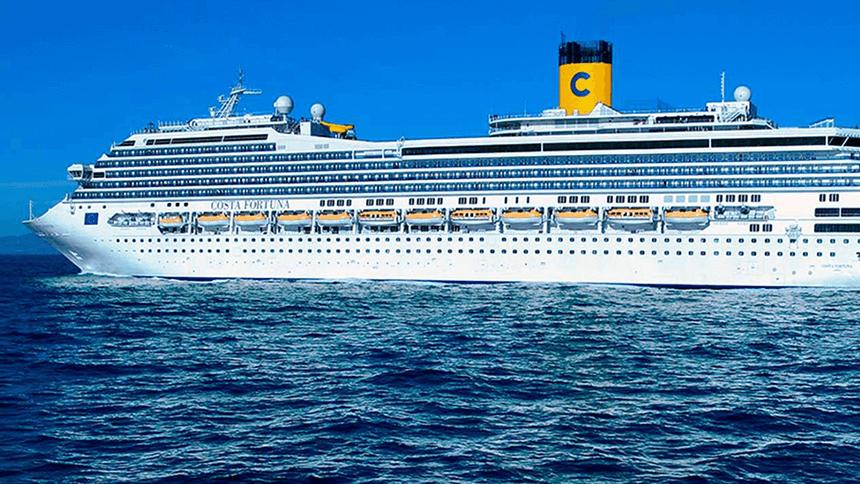 Costa Cruises. £25 Teachers discount