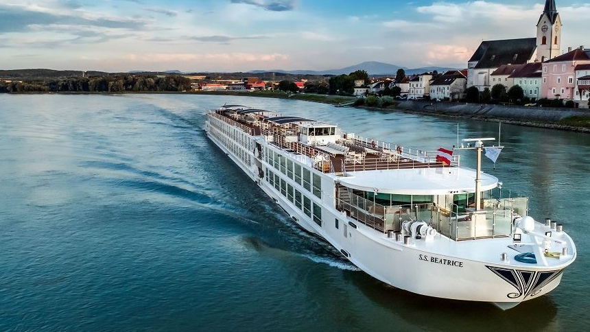 Uniworld River Cruises - Free chauffeur or 1 night luxury hotel stay + £150 on board credit