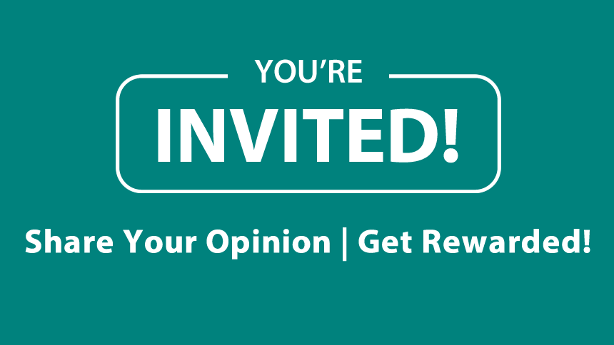 Share Your Opinion | Get Rewarded. Take free online surveys to earn rewards